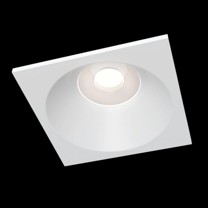 1Встраиваемый светильник Zoom DL033-2-01W