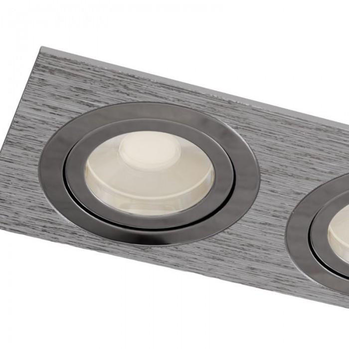 2Встраиваемый светильник Atom DL024-2-02S