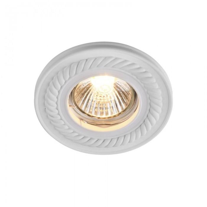 1Встраиваемый светильник Gyps Classic DL283-1-01-W