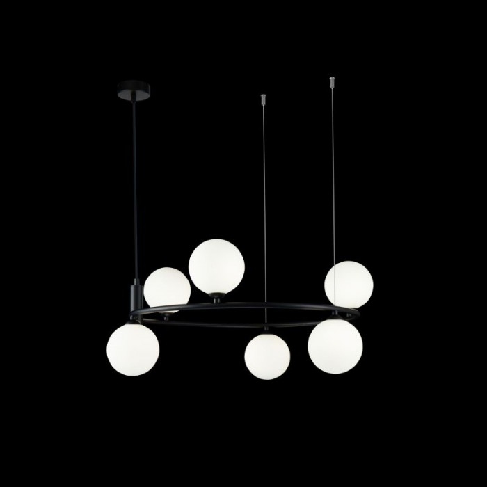 1Подвесной светильник Ring MOD013PL-06B