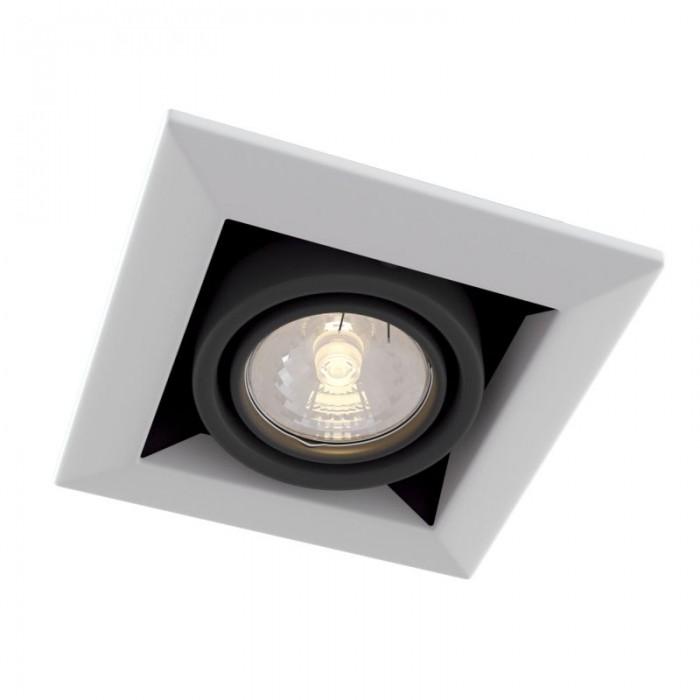 2Встраиваемый светильник Metal Modern DL008-2-01-W