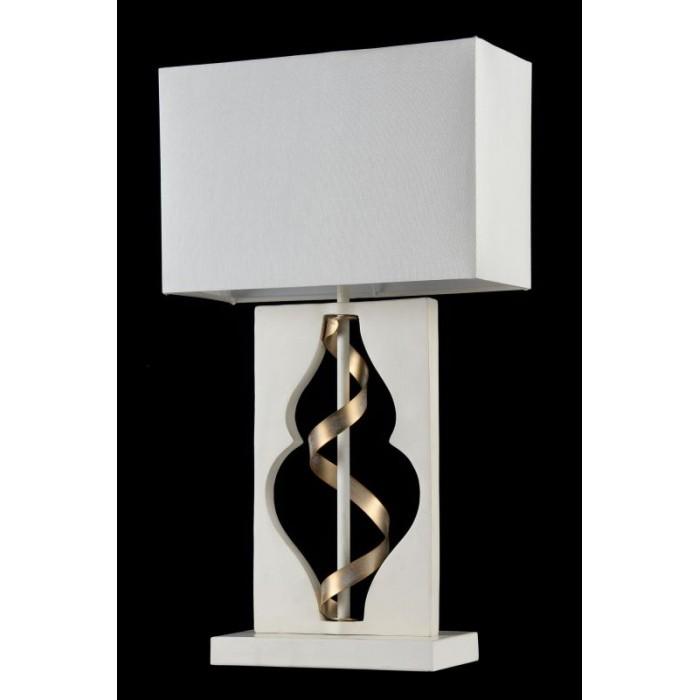 2Настольная лампа Intreccio ARM010-11-W