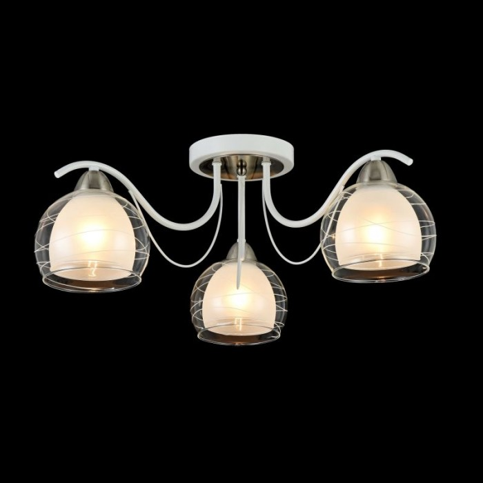 1Потолочный светильник Nikki FR5052-CL-03-W