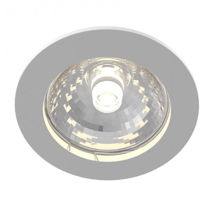 2Встраиваемый светильник Metal Modern DL009-2-01-W