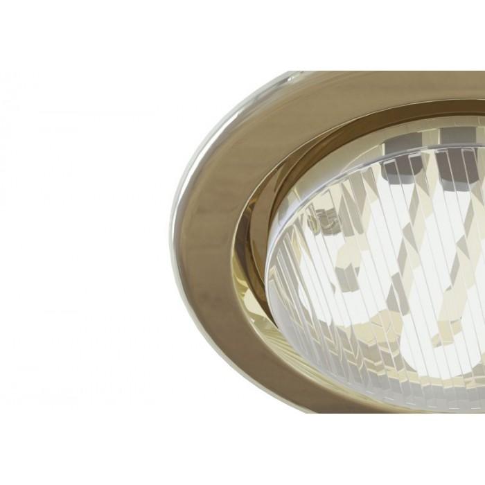 2Встраиваемый светильник Metal Modern DL293-01-G