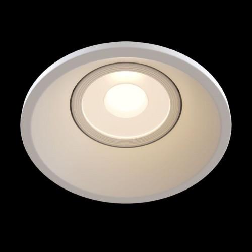 DL028-2-01W Встраиваемый светильник Dot Maytoni