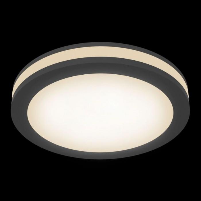 1Встраиваемый светильник Phanton DL303-L12B