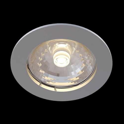 Встраиваемый светильник Metal Modern DL009-2-01-CH