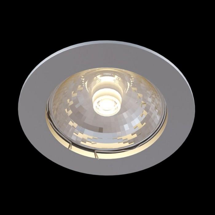 1Встраиваемый светильник Metal Modern DL009-2-01-CH