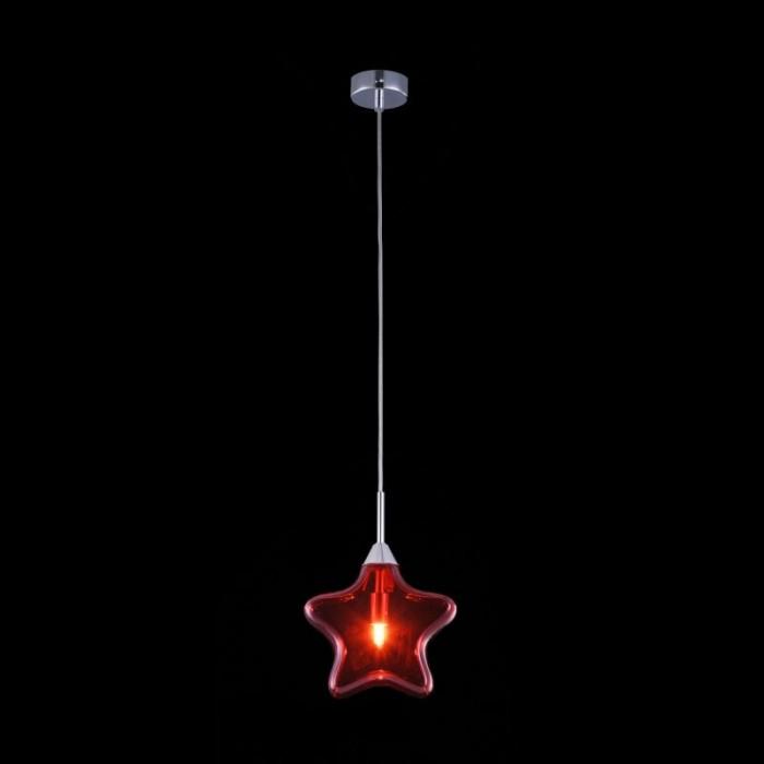 1Подвесной светильник Star MOD242-PL-01-R