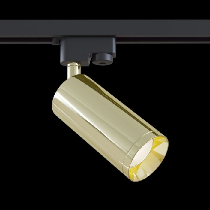 1Трековый светильник Track TR004-1-GU10-G