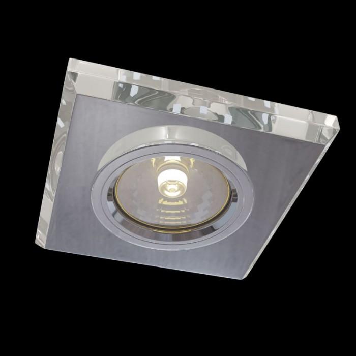 1Встраиваемый светильник Metal Modern DL288-2-3W-W