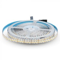 SKU-332 Светодиодная лента белая V-TAC 18ВТ/М 24V CRI95, 10 метров
