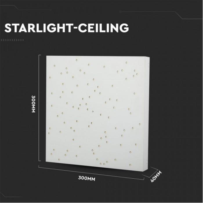 2Декорстивный светодиодный светильник SKU-40281 V-TAC