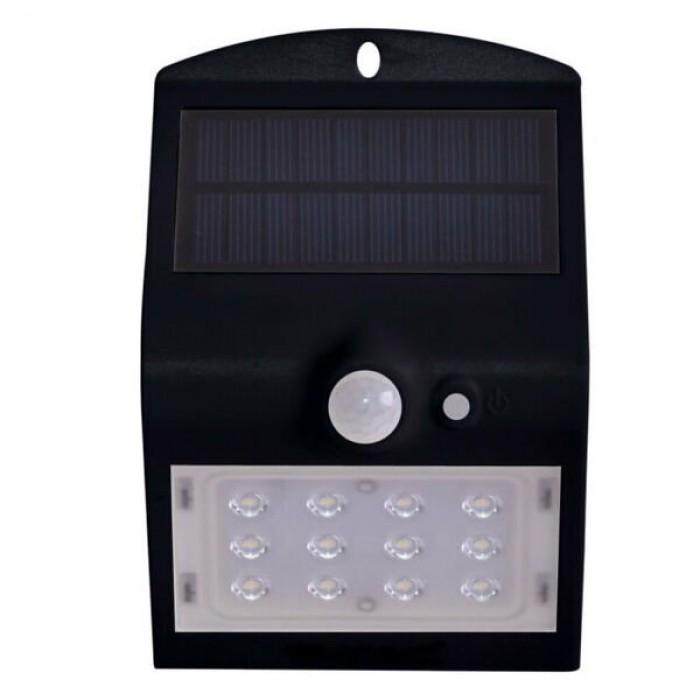 2 SKU-8277 Светильник с датчиком движения на солнечной батарее V-TAC