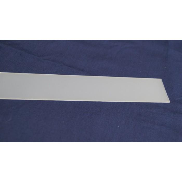 1Рассеиватель матовый для алюминиевого профиля PN 7350 3 метра