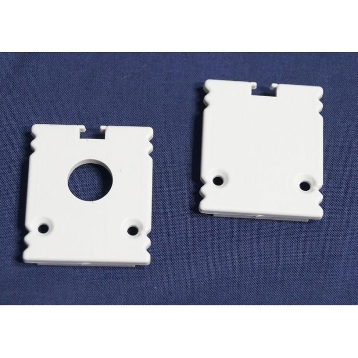 1Заглушка для алюминиевого профиля PN 4035